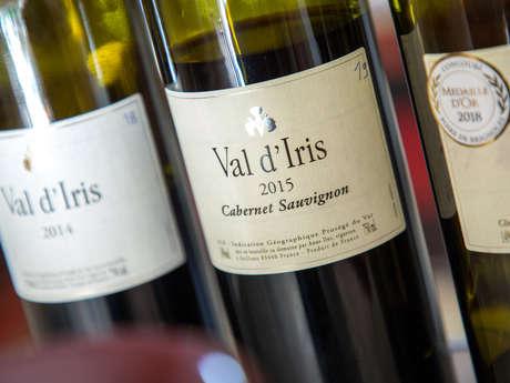 Domaine viticole Le Val d'Iris