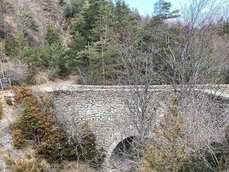 Pont haut