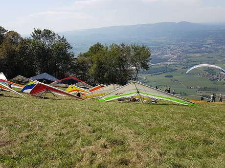 Grand Ratz: FFVL paragliding & hang-gliding