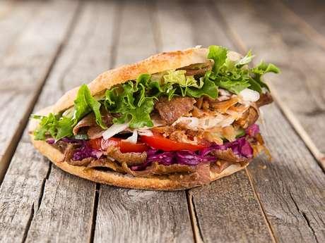 Restauration rapide : Zozane Kebab