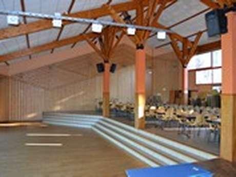 Salle polyvalente - Druillat