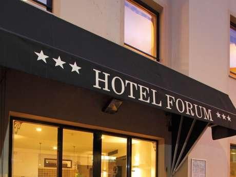 Hôtel Le Forum