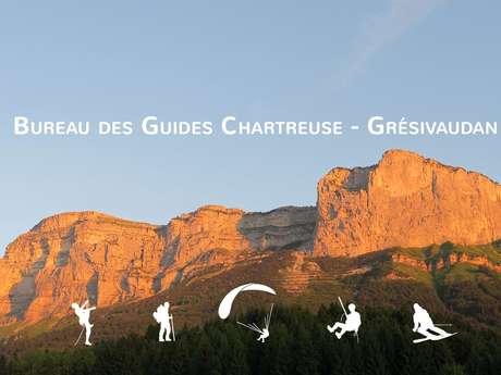 Bureau des guides Chartreuse Gresivaudan