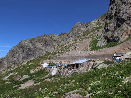 La Fare mountain hut