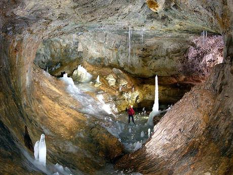 Spéléologie Grotte du Guiers Vif