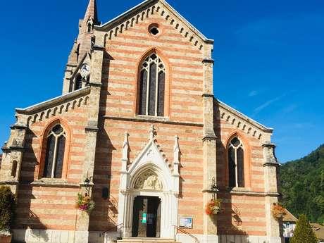 Paroisse Saint Eloi - Eglises catholiques du Pays d'Allevard