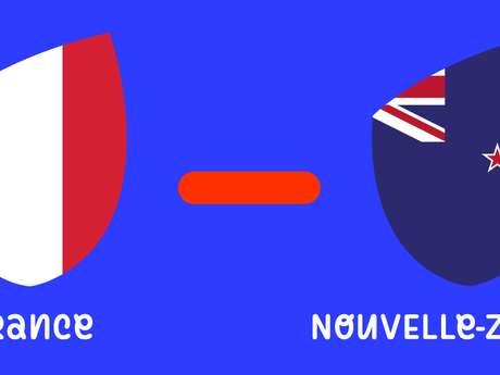 Coupe du monde de rugby - France / Nouvelle-Zélande