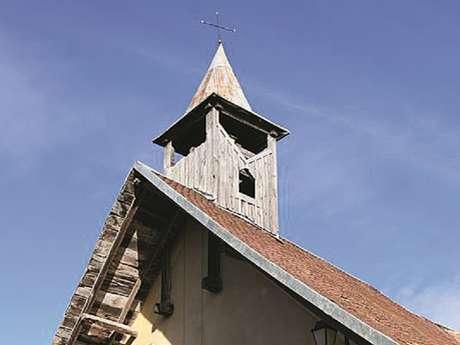 La Chapelle Sainte Marie Madeleine à Villaudemard