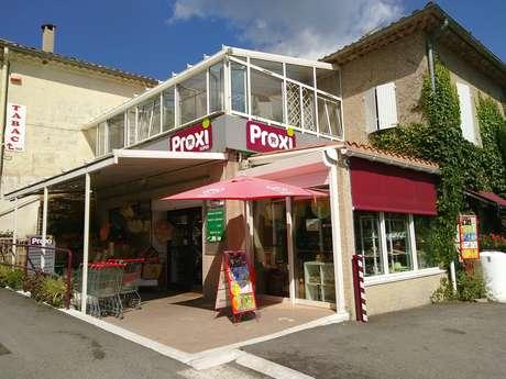 Supérette Proxi La Boutique
