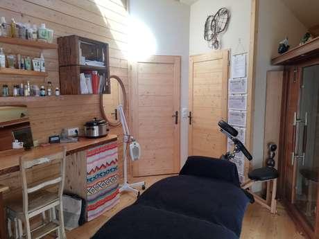 Massages bien-être dans une yourte