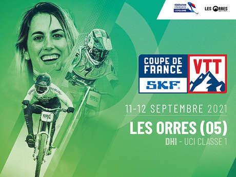 Coupe de France VTT DH