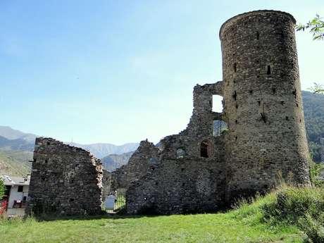 Vestiges du Château des Lascaris