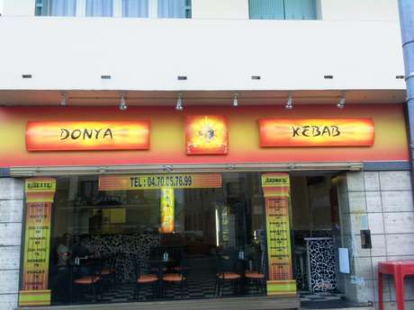 Restauration rapide : Donya Kebab