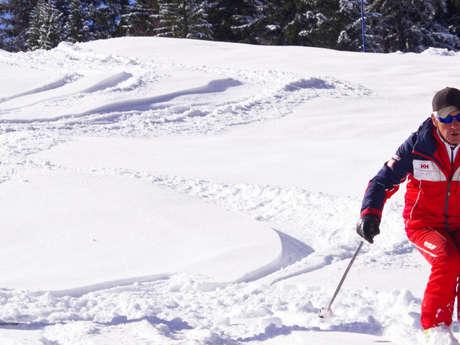 Cours privés Ski alpin ou Snowboard - ESF