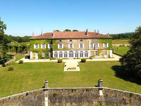 Château de Montplaisant - Espace de réception