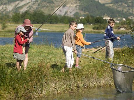 Site de pêche de la Germanette