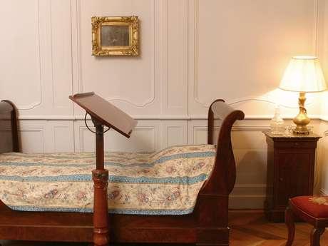 La maison de famille du peintre Hébert, CONFERENCE EN LIGNE