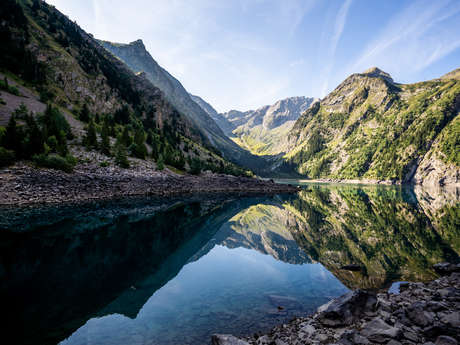 Trail - Lac du Lauvitel