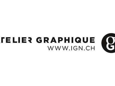 IGN SA atelier graphique