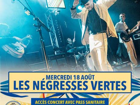 Concert : Les Négresses vertes