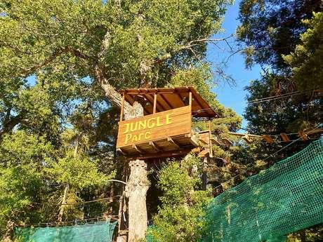 Parcours aventure Jungle Parc
