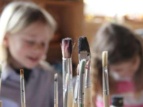 Atelier estival enfants - Arts Plastiques