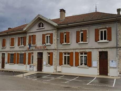 Mairie Le Moutaret