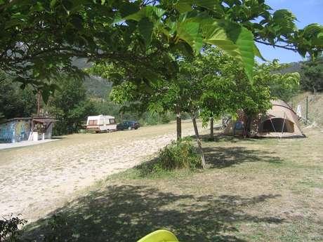 Camping de Bourras