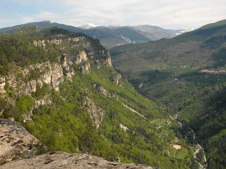 Sentier de Baume Longe