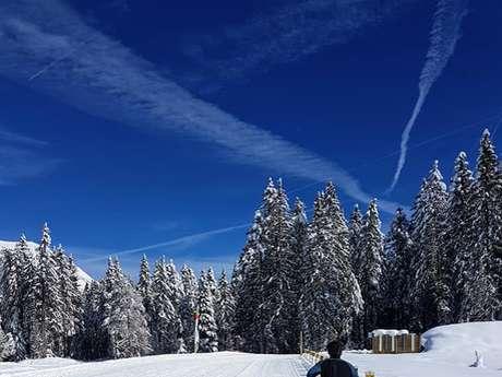 Cours collectifs ski nordique enfants ou adultes - OUREA Sports Outdoor