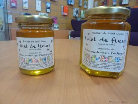 Rucher Audonien -  Honey of Saint-Ouen