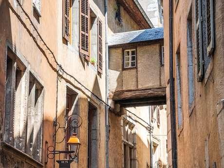 Centre historique de Chambéry
