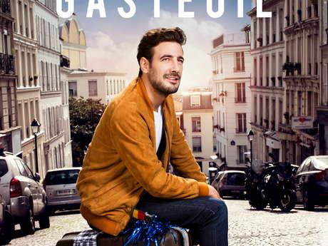 Maxime Gasteuil: arrive en ville