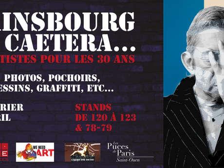 ANNULE // Gainsbourg, et caetera...