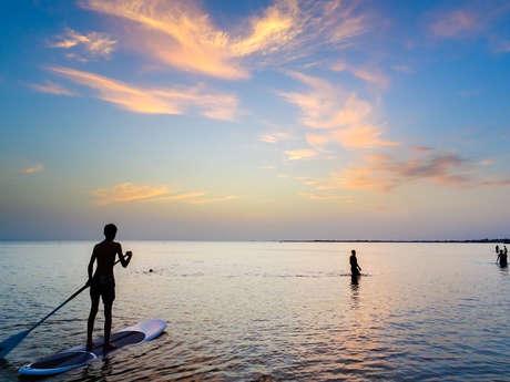 Paddle Board et kayak de mer
