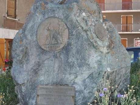 Mémorial du chien Flambeau