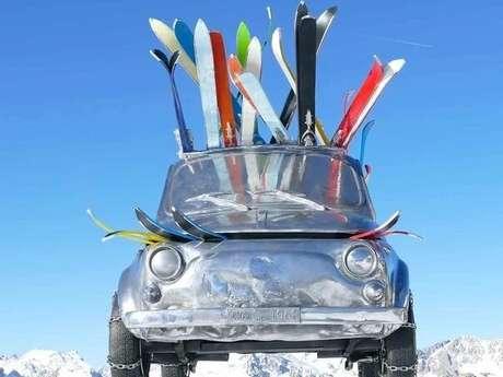ESCAPADE école de glisse ski & snowboard