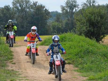 Séjour enfant-ado : Moto Pilotage à Valence d'Agen 12-16 ans