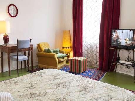 Chambre d'hôtes - 46FM :: Montauban GuestHouse ::