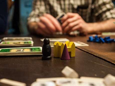 Soirée jeux ados et adultes