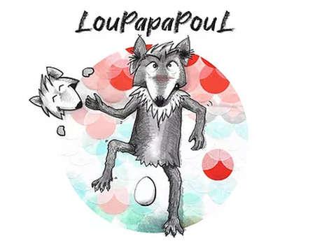 """Festival Jazz au sommet - Spectacle musical jeune public """"LouPapaPoul"""""""