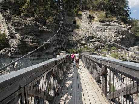 6 - Cross-country - Rouge - Le Pont du Diable