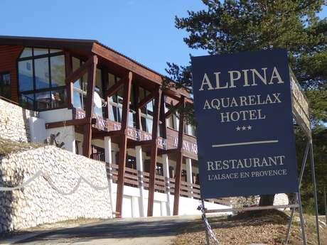 Chalet Alpina Aquarelax Hôtel & Spa