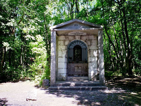 Oratoire Sainte Victoire