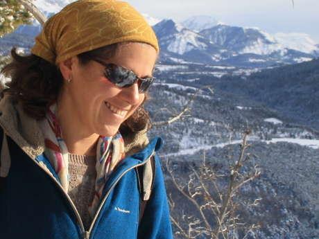 Accompagnatrice en montagne Ariane Cruells