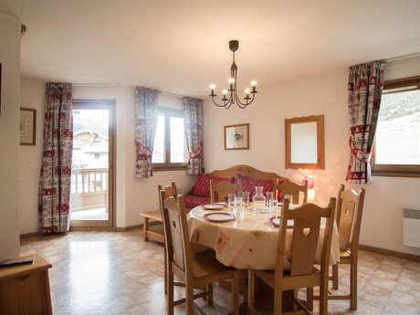 Bonheur Des Pistes - 3 rooms 6 people *** - BONB18M