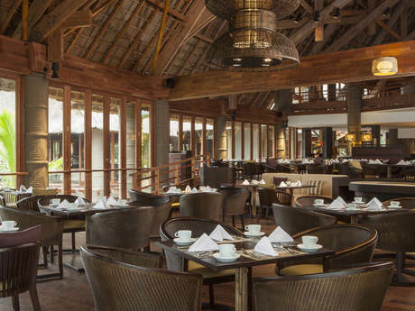 Le Reef - Hôtel Sheraton New Caledonia Deva Spa & Golf Resort