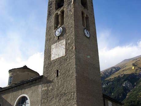 Eglise Saint-Michel Lanslevillard : En accès libre