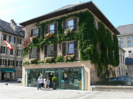 Office de Tourisme de Chambéry