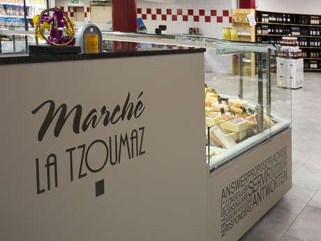 Supermarkt La Tzoumaz